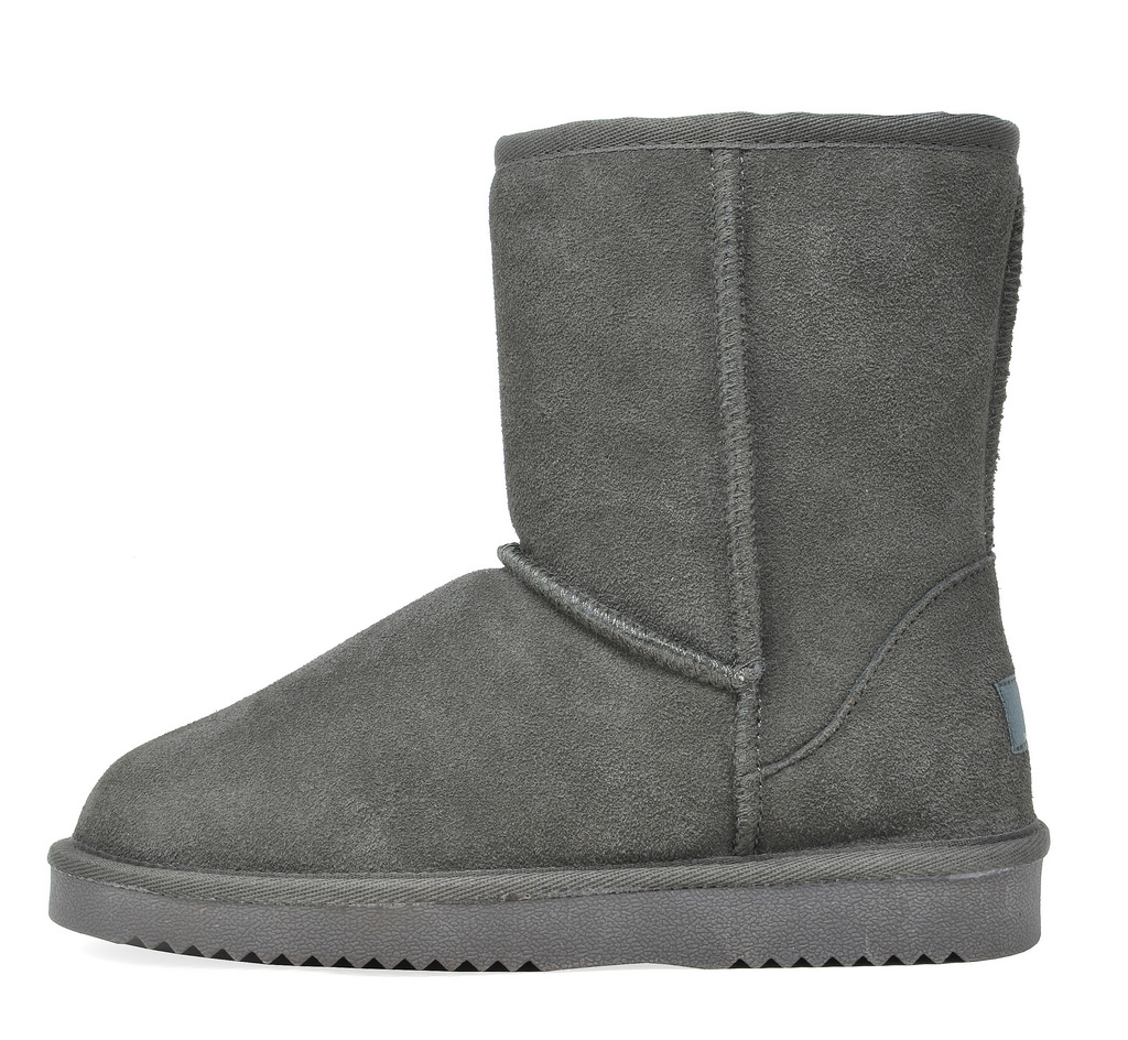 DREAM-PAIRS-Women-039-s-Suede-Leather-Sheepskin-Fur-Lining-Winter-Boots miniature 15