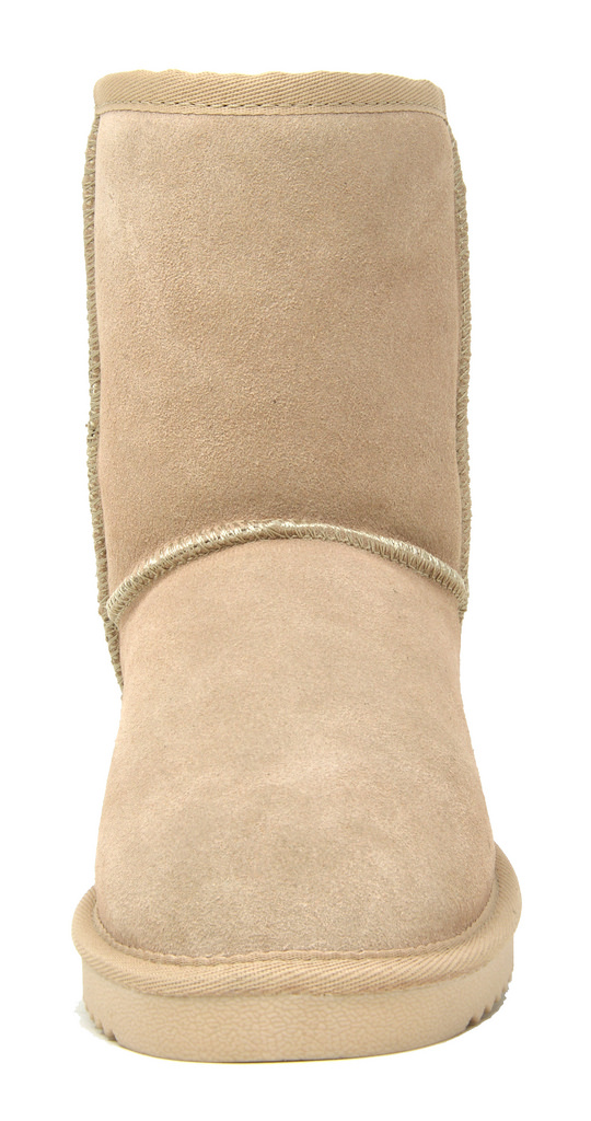 DREAM-PAIRS-Women-039-s-Suede-Leather-Sheepskin-Fur-Lining-Winter-Boots miniature 10
