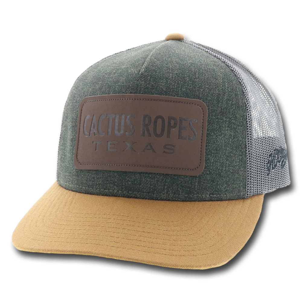 sale retailer 5d251 d86f6 HOOey Cactus Ropes Gray Gray Adjustable Snapback Hat   eBay