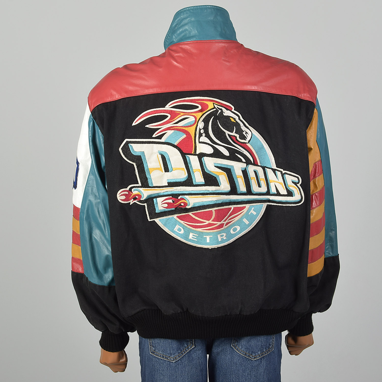 vintage nba jackets