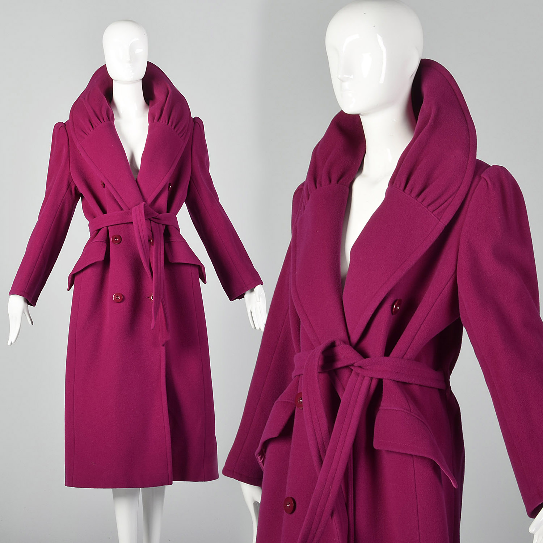 Vintage Miss V Valentino coat