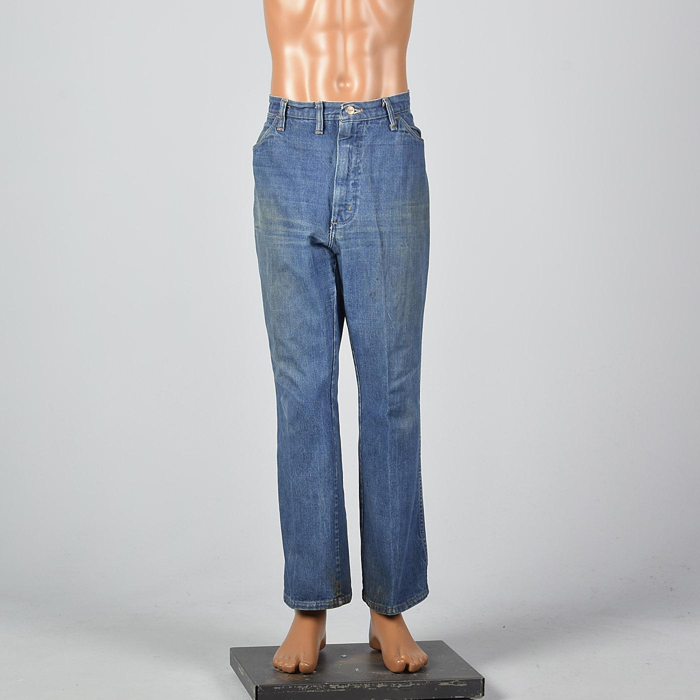70s Wrangler Rapid Transit Jeans 30 Inseam 32 Waist