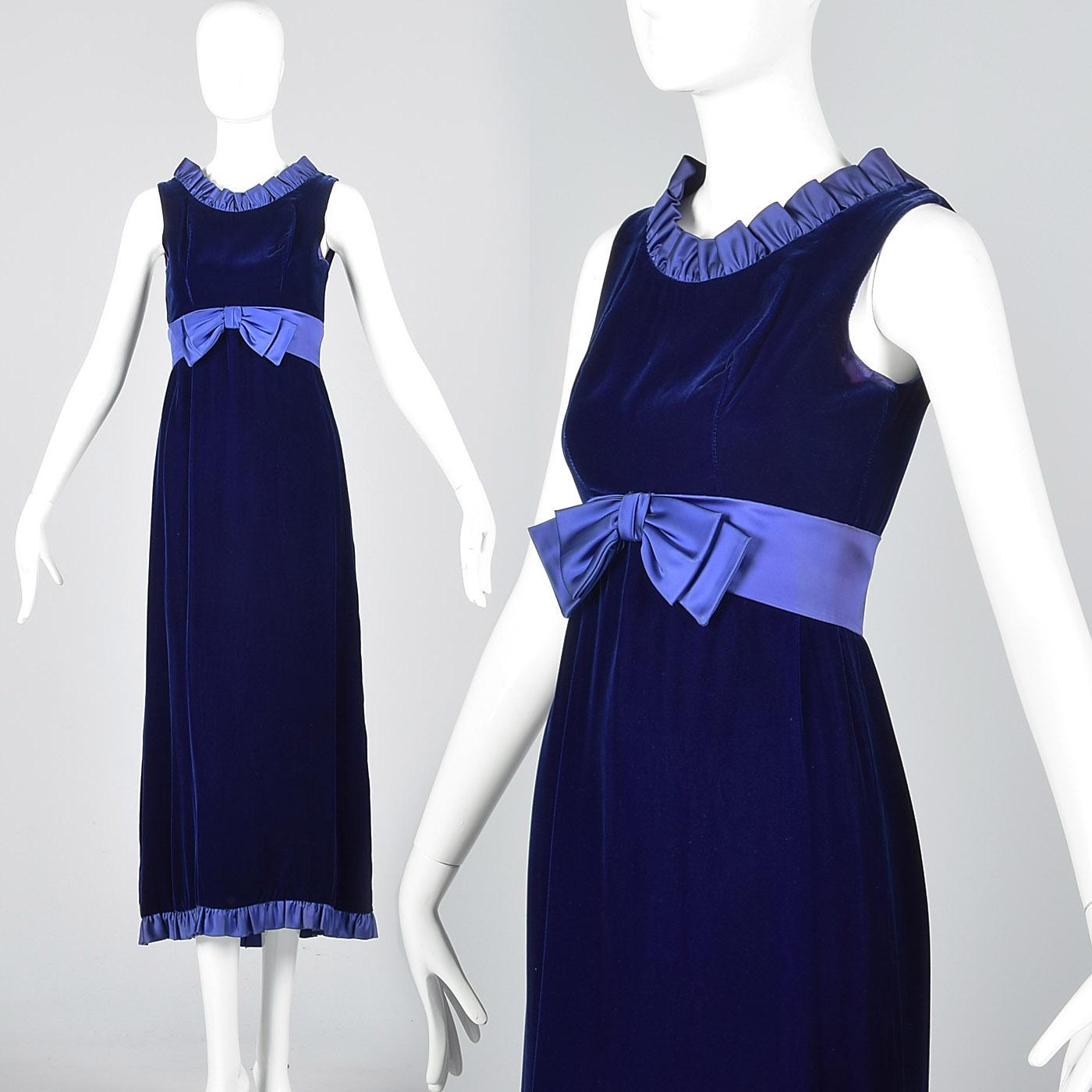 Vintage 1960s Prom Dresses