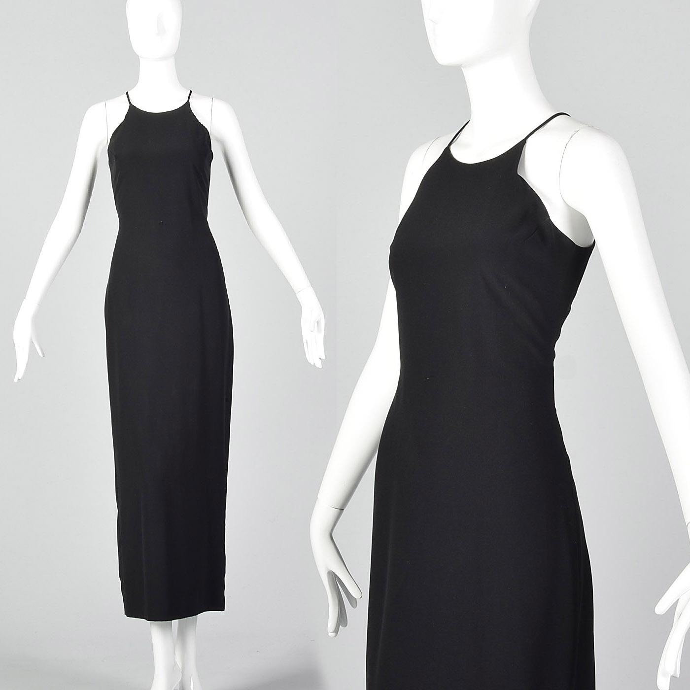 Goth Dress  90s Clothing  90s Dress  90s Goth  Rhinestone  Cocktail Dress  Mini Dress  Vintage Prom Dress  Prom Dress  90s