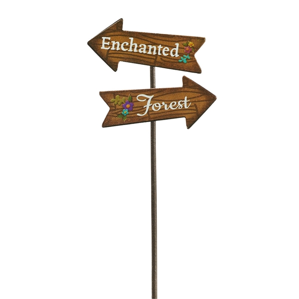 Mini Enchanted Forest Sign