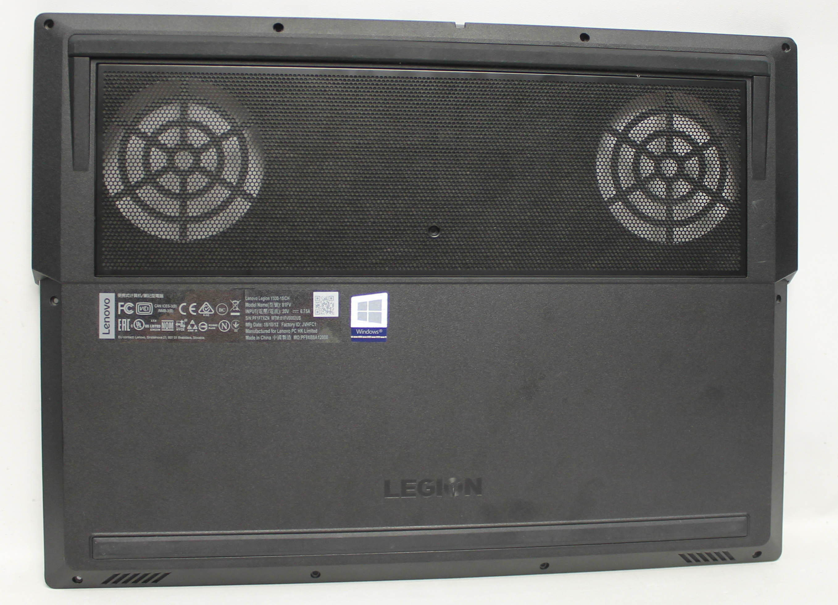 """04W1602 IBM LENOVO T420 BOTTOM BASE COVER GRADE /""""A/"""""""