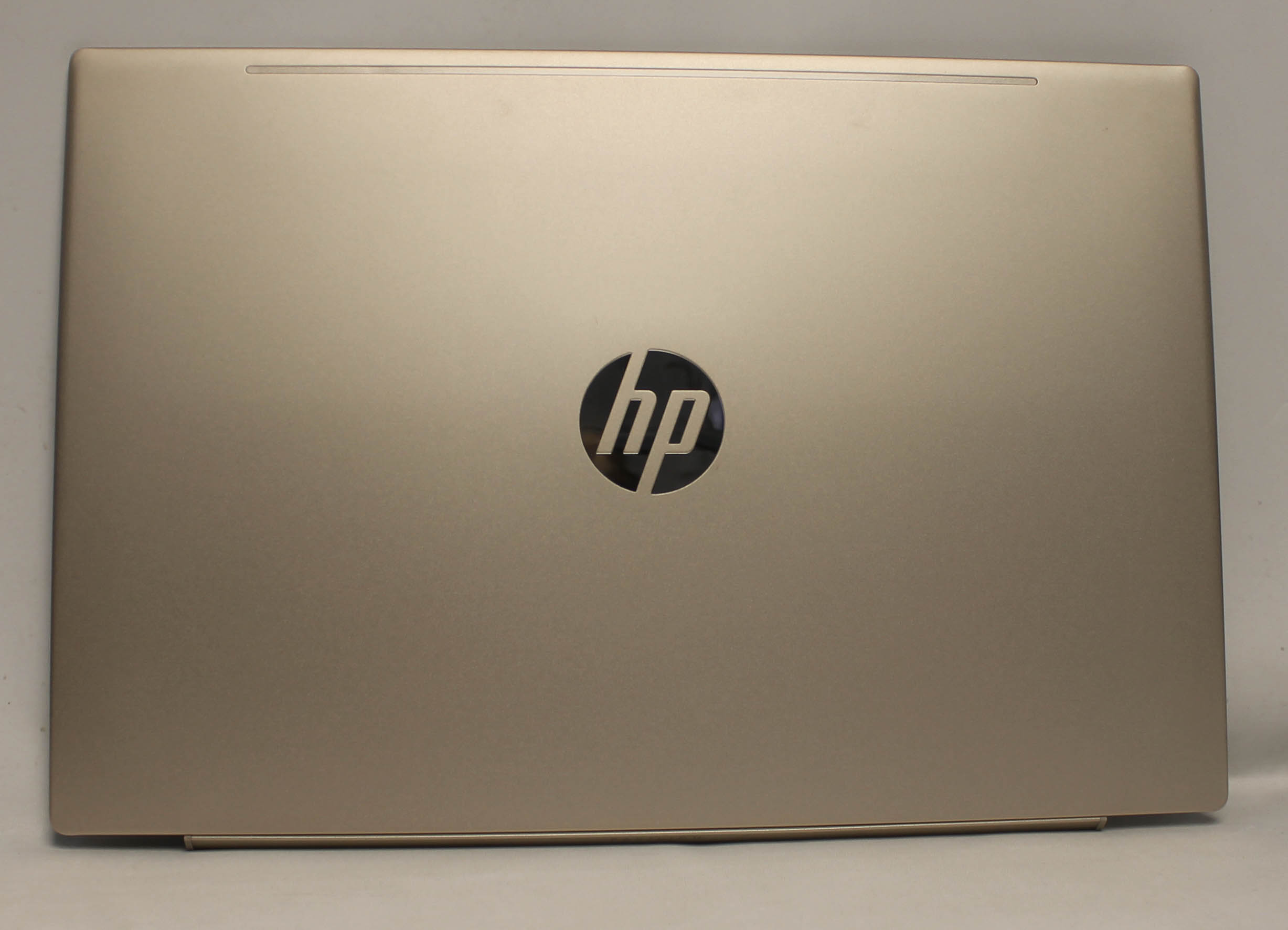 L23880 001 Hp Lcd Back Cover Pale Gold With Antenna Pavilion Grade A Ebay