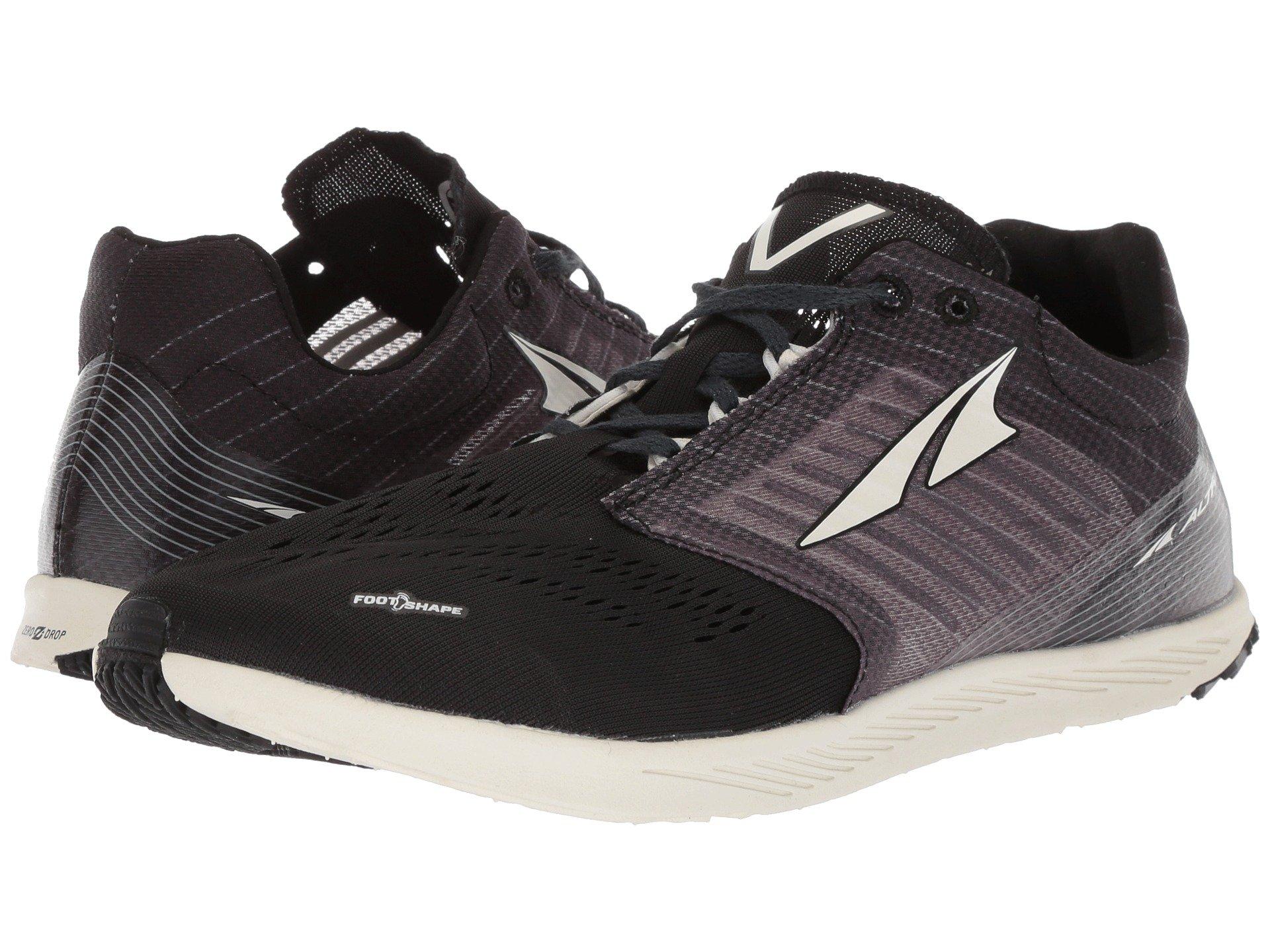 99721e6d3d60 Altra Men s Vanish-R Lace-Up Zero Drop Athletic Running Shoes Black ...