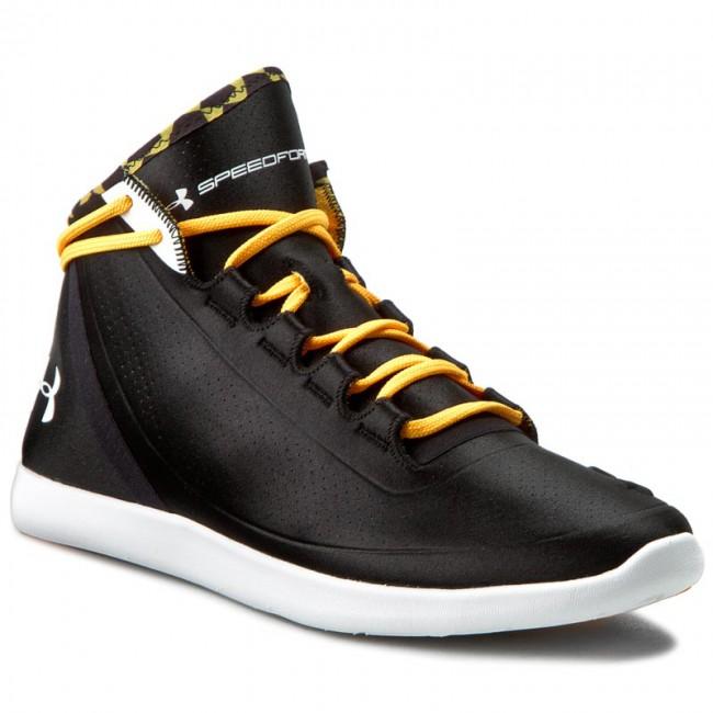 finest selection 69f1f 72b07 Details about Under Armour Women's SpeedForm StudioLux Athletic Shoes  Black/Orange