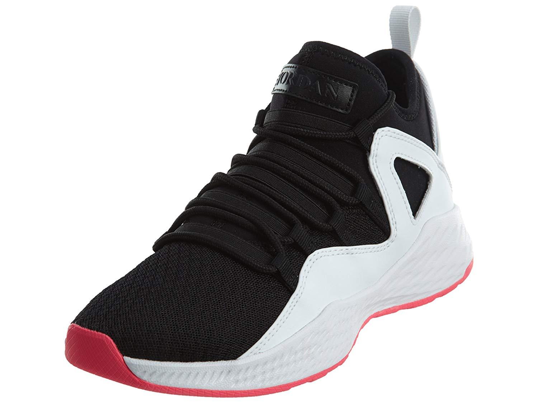 03975ded3b5be2 Nike Youth Jordan Formula 23 Athletic Shoes Black Hyper Pink-White ...