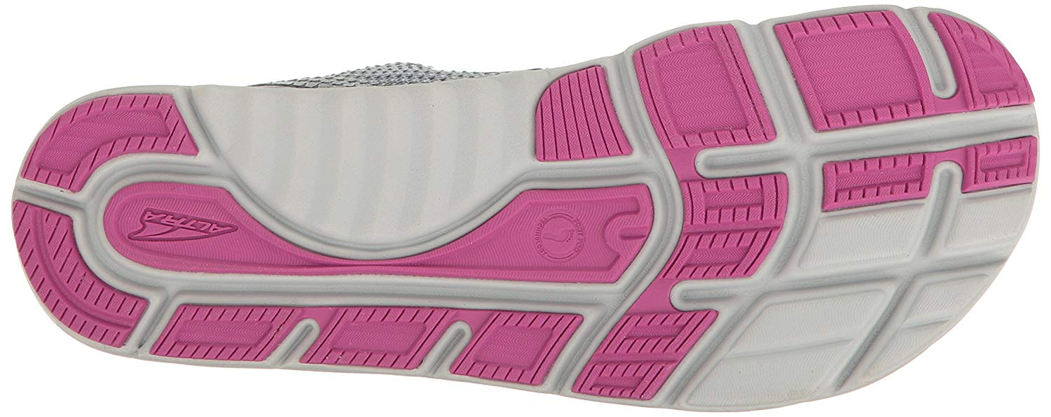 Altra-Women-039-s-Torin-3-0-Comfort-Athletic-Road-Running-Shoes-Gray-Pink thumbnail 6