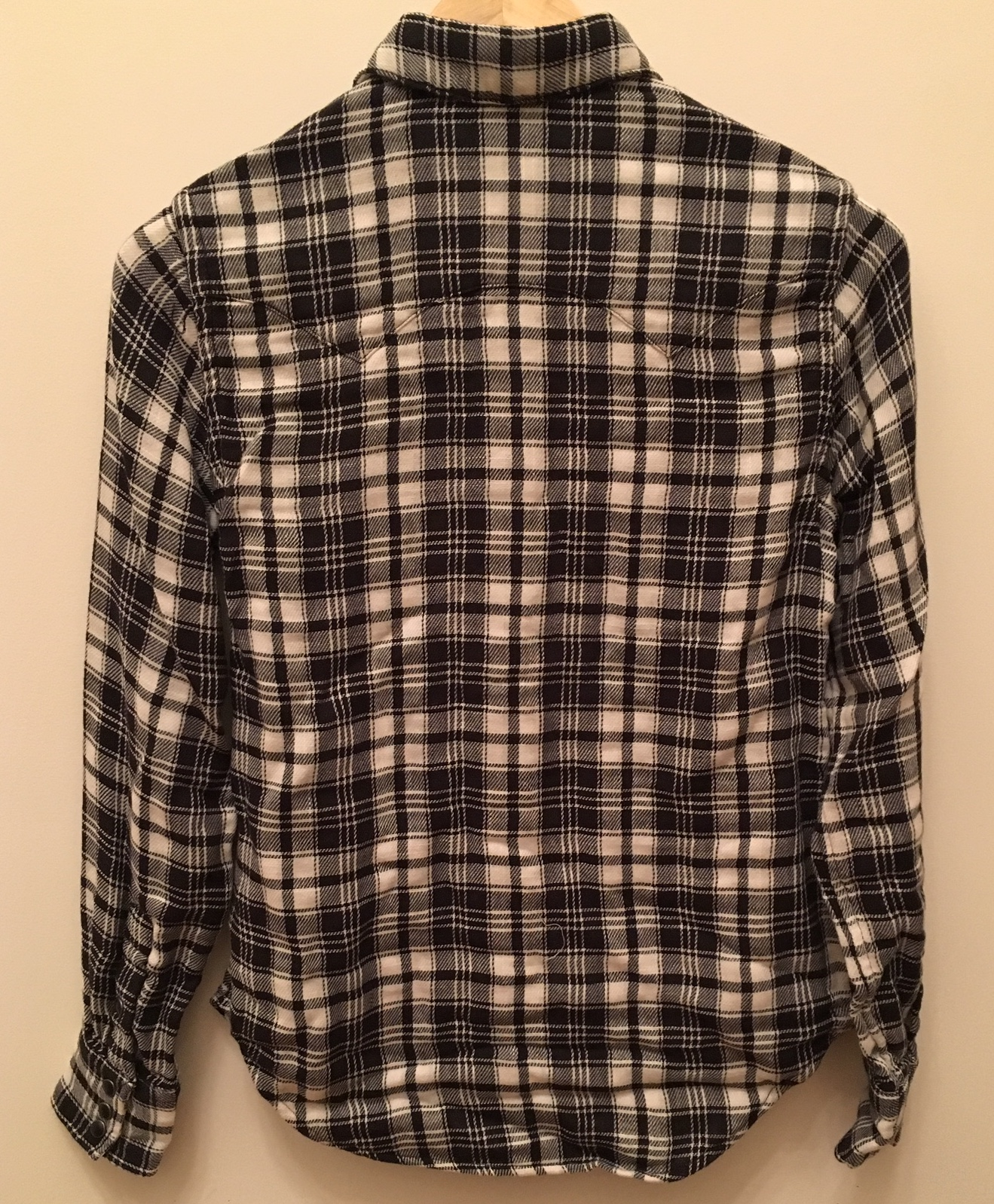 4fbe21b9e3 Polo Ralph Lauren Plaid Western Shirt Slim Fit New NWT MSRP 125