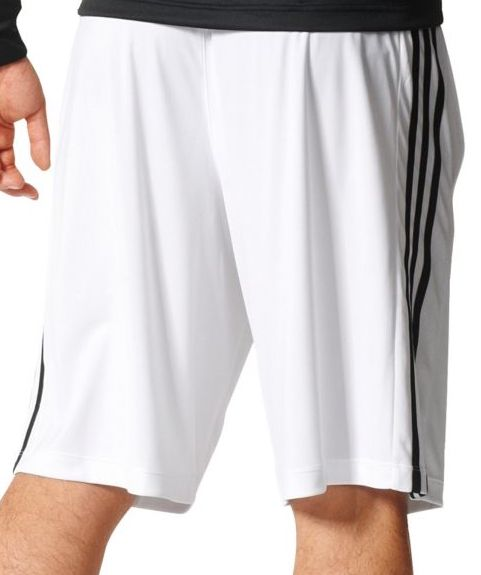 Details about adidas Men's Big & Tall Performance Franchise Designed 2 Move 3 Stripe Shorts