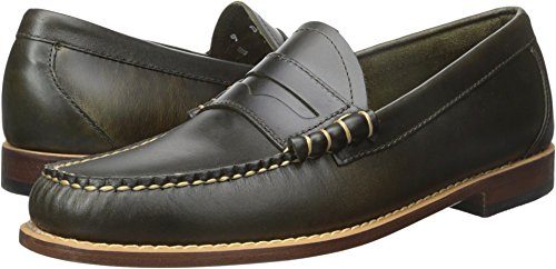 G-H-Bass-amp-Co-Men-039-s-Weejuns-Larson-Genuine-Leather-Penny-Loafer-Slip-on-Shoes thumbnail 3