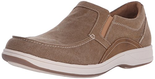 Florsheim Mens Lakeside Moc Toe Slip-On Shoe