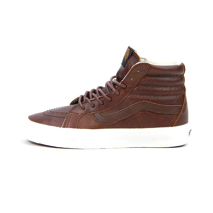 vans leather