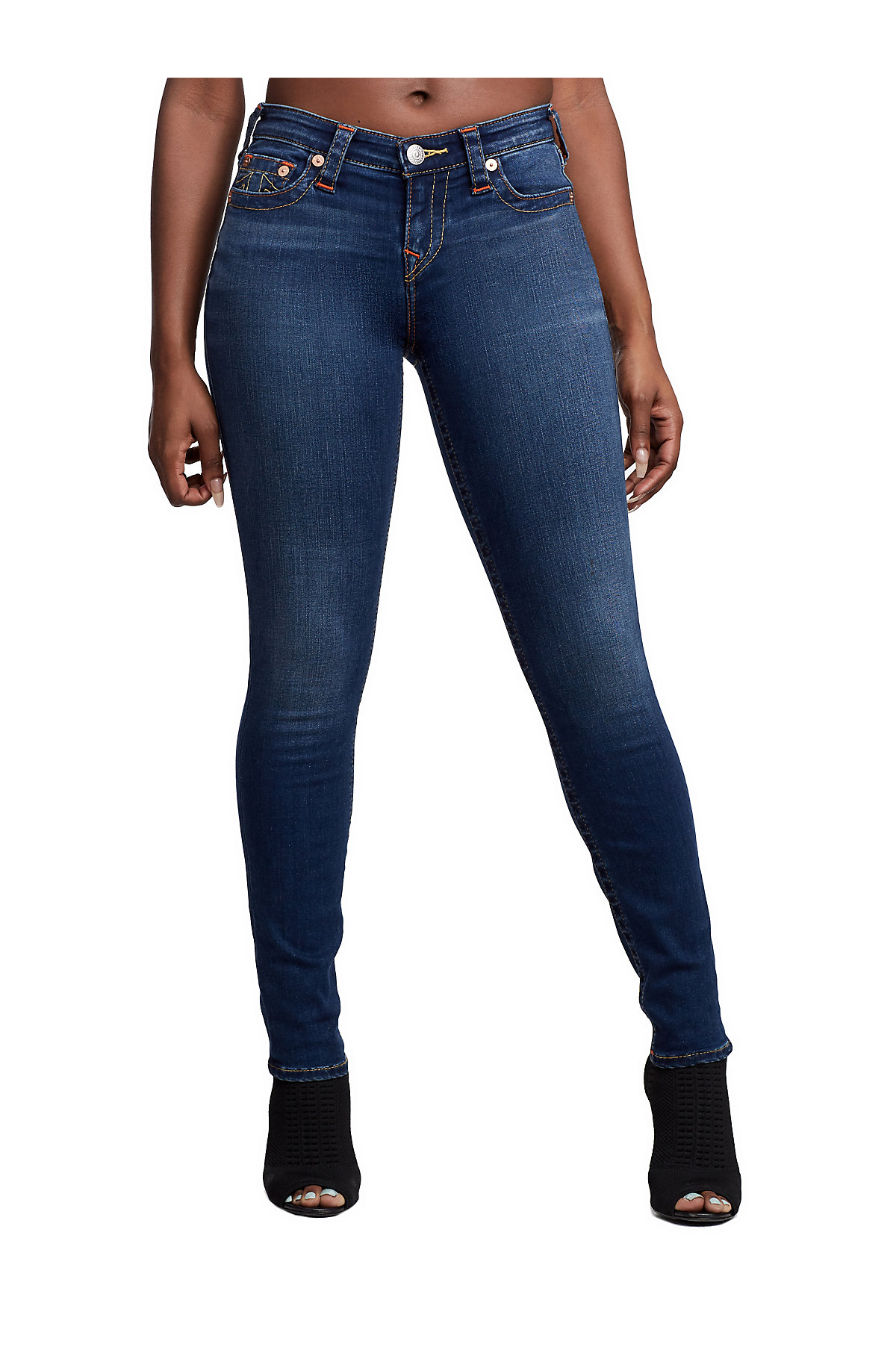 True acchiappasogni skinny Religion donna Jeans da elasticizzati fit in vqwg7tS