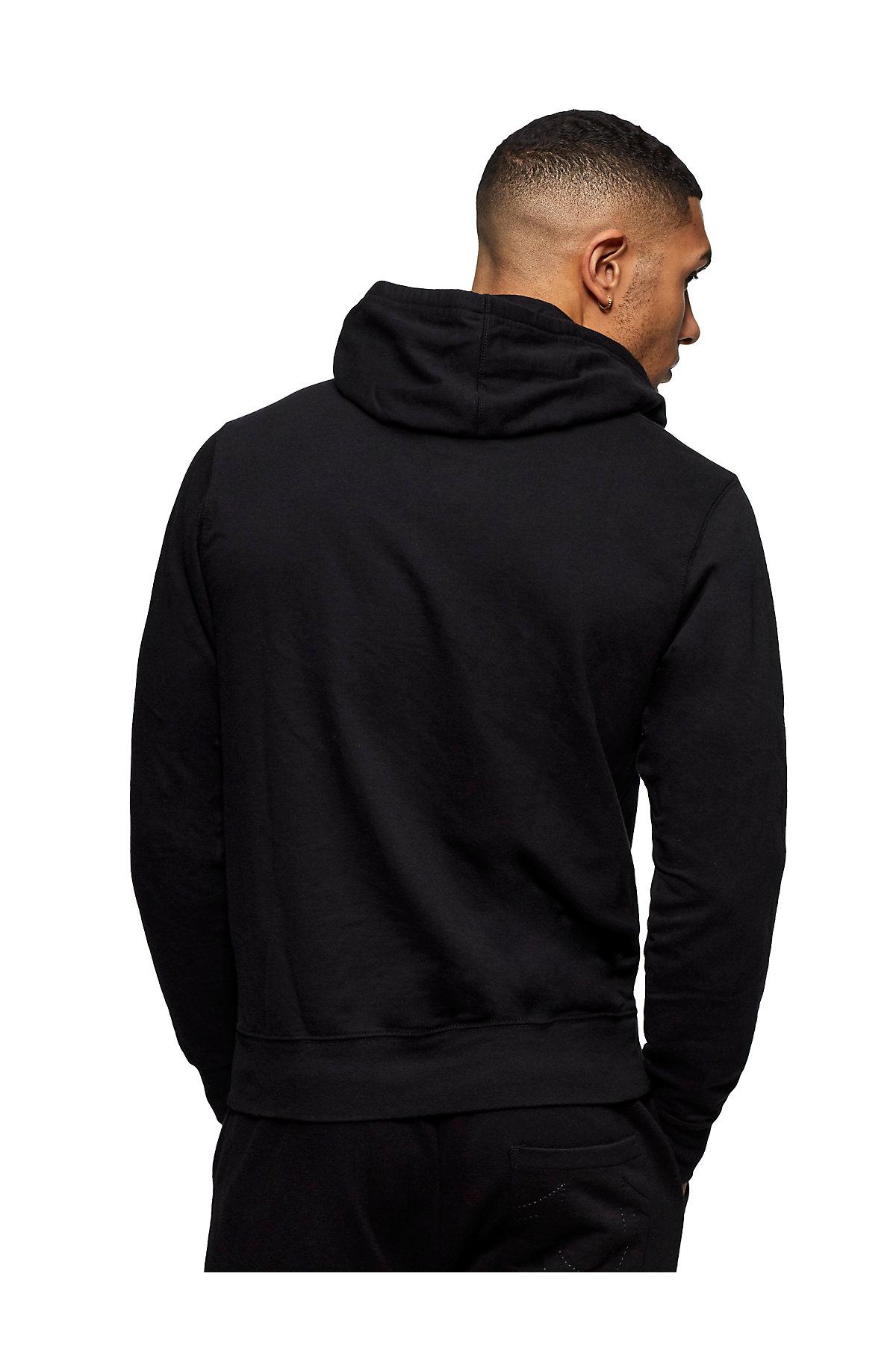 True-Religion-Men-039-s-Mirror-Logo-Reflection-Pullover-Hoodie-Sweatshirt thumbnail 9