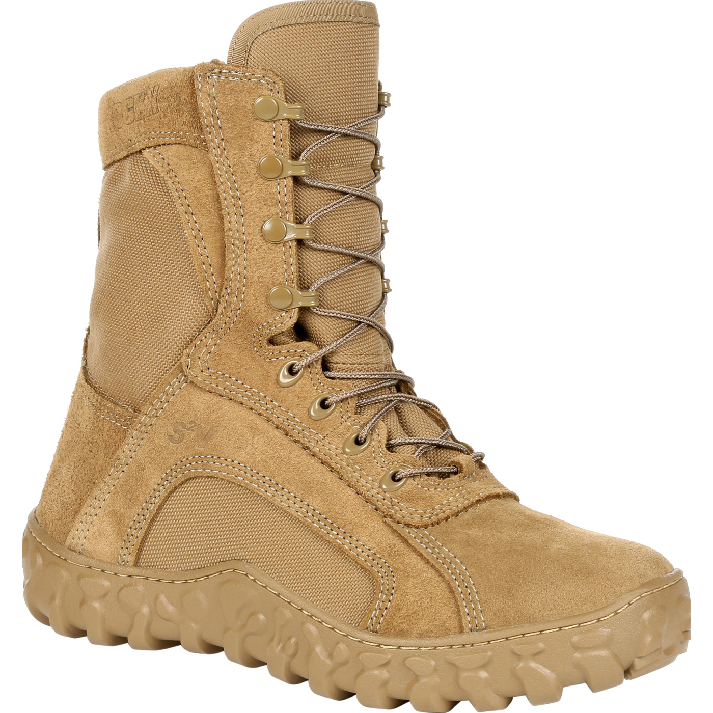 Rocky S2V Waterproof 400G Insulated Tactical Military Boot 5