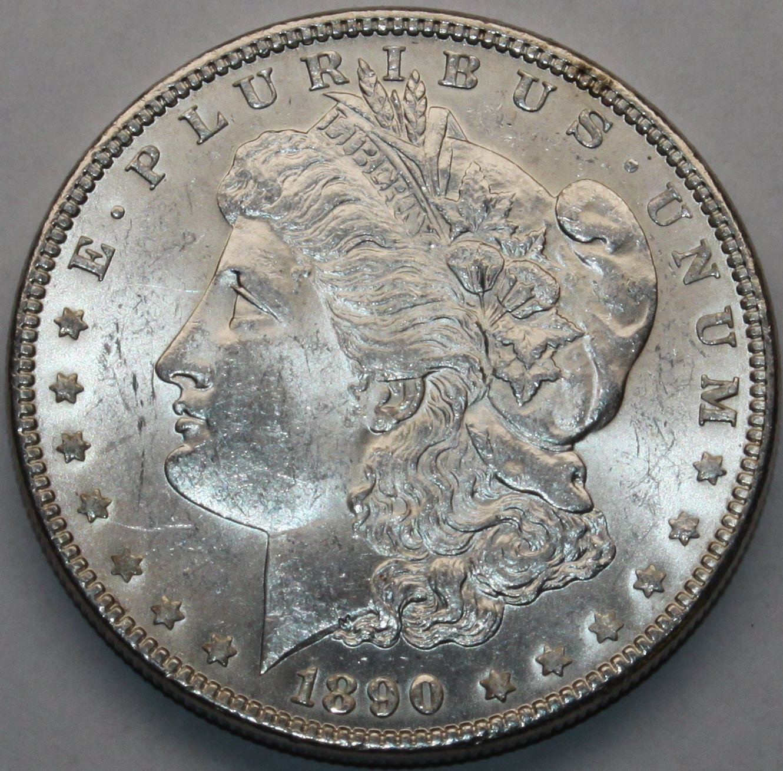 1921 morgan dollar toned uncirculated