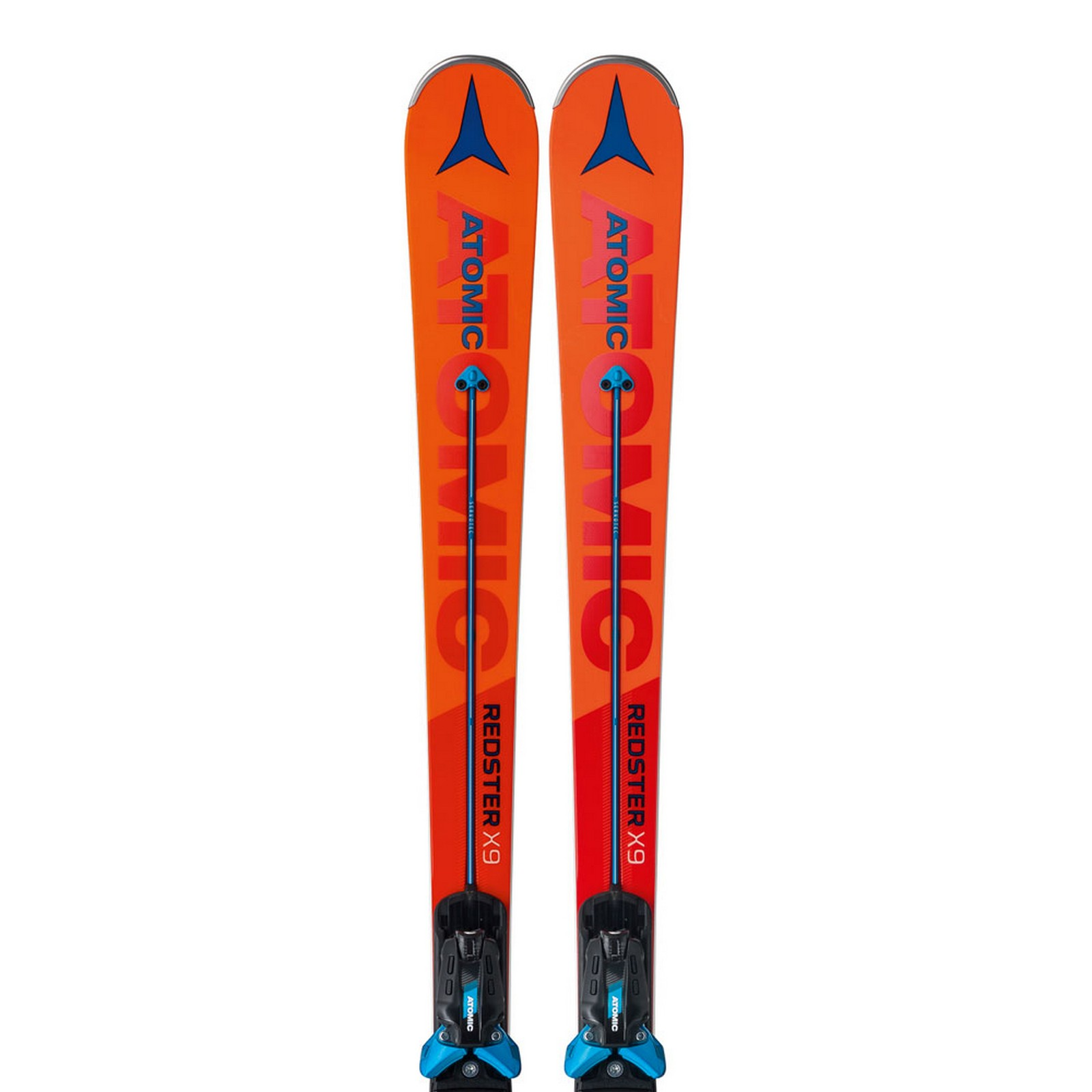 Atomic Redster X9 Racing Frontside Ski + X 12 TL OME