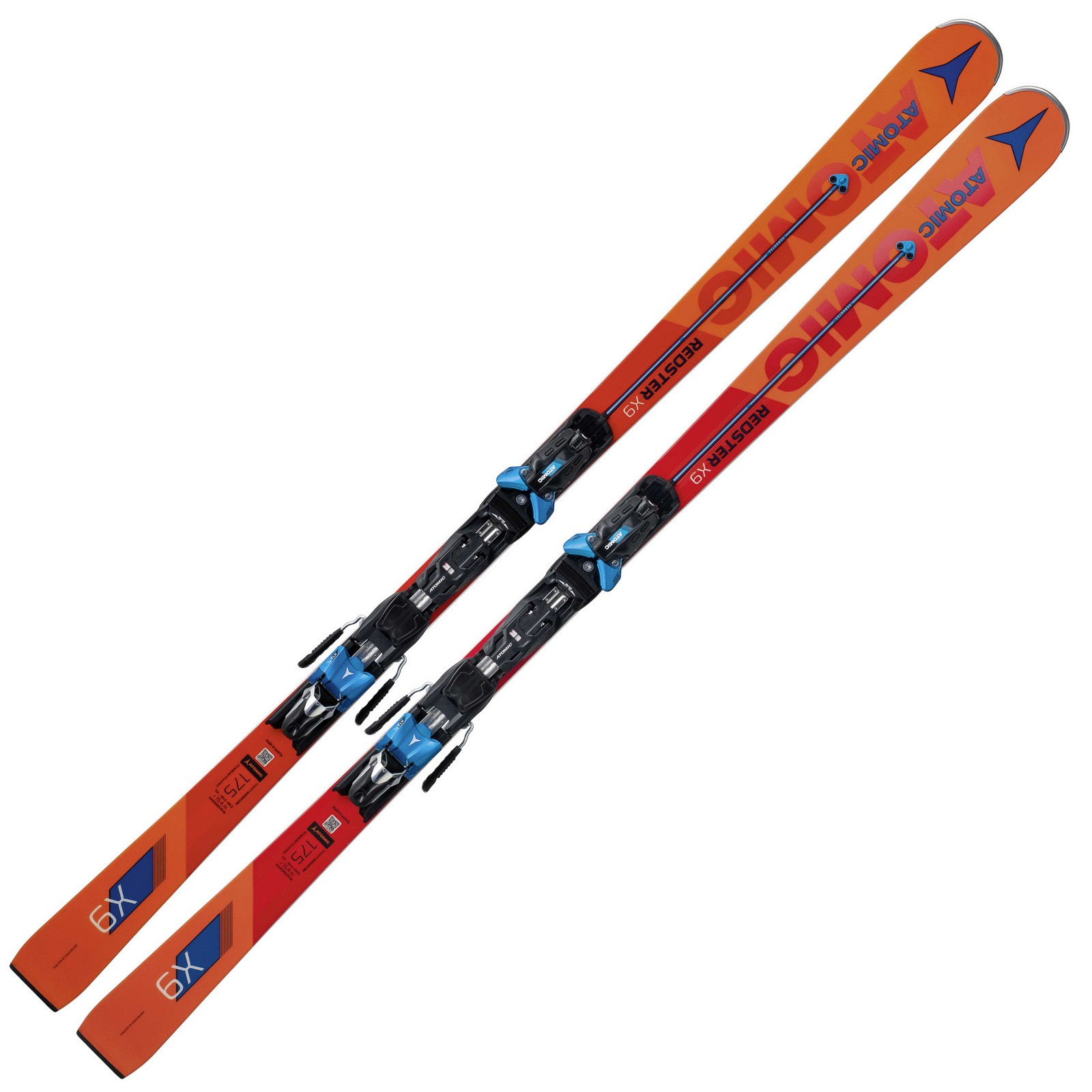 Atomic Redster X9 Frontside Ski + X 12 TL OME Binding