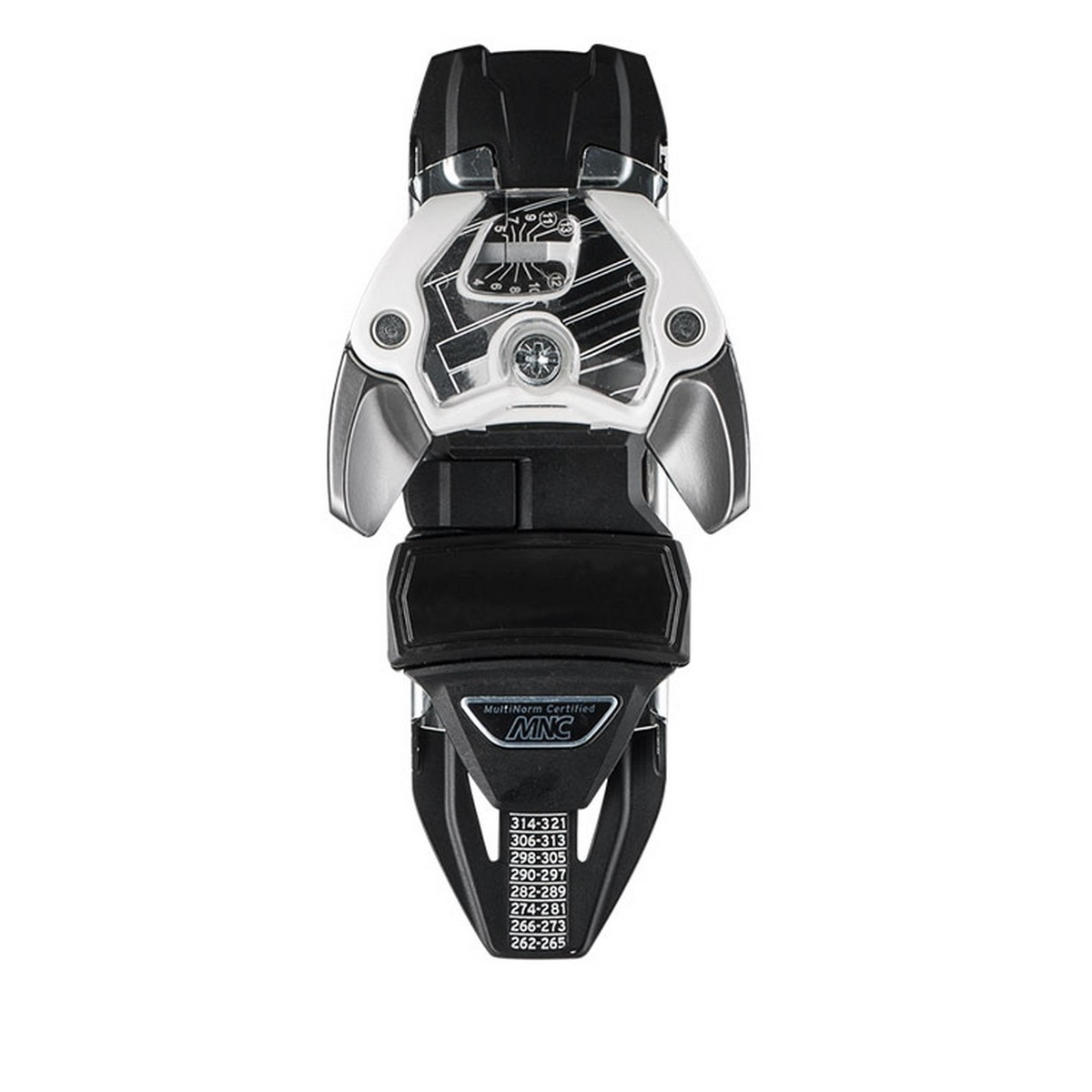 Atomic Warden 13 MNC DT Adjustable Demo Ski Binding
