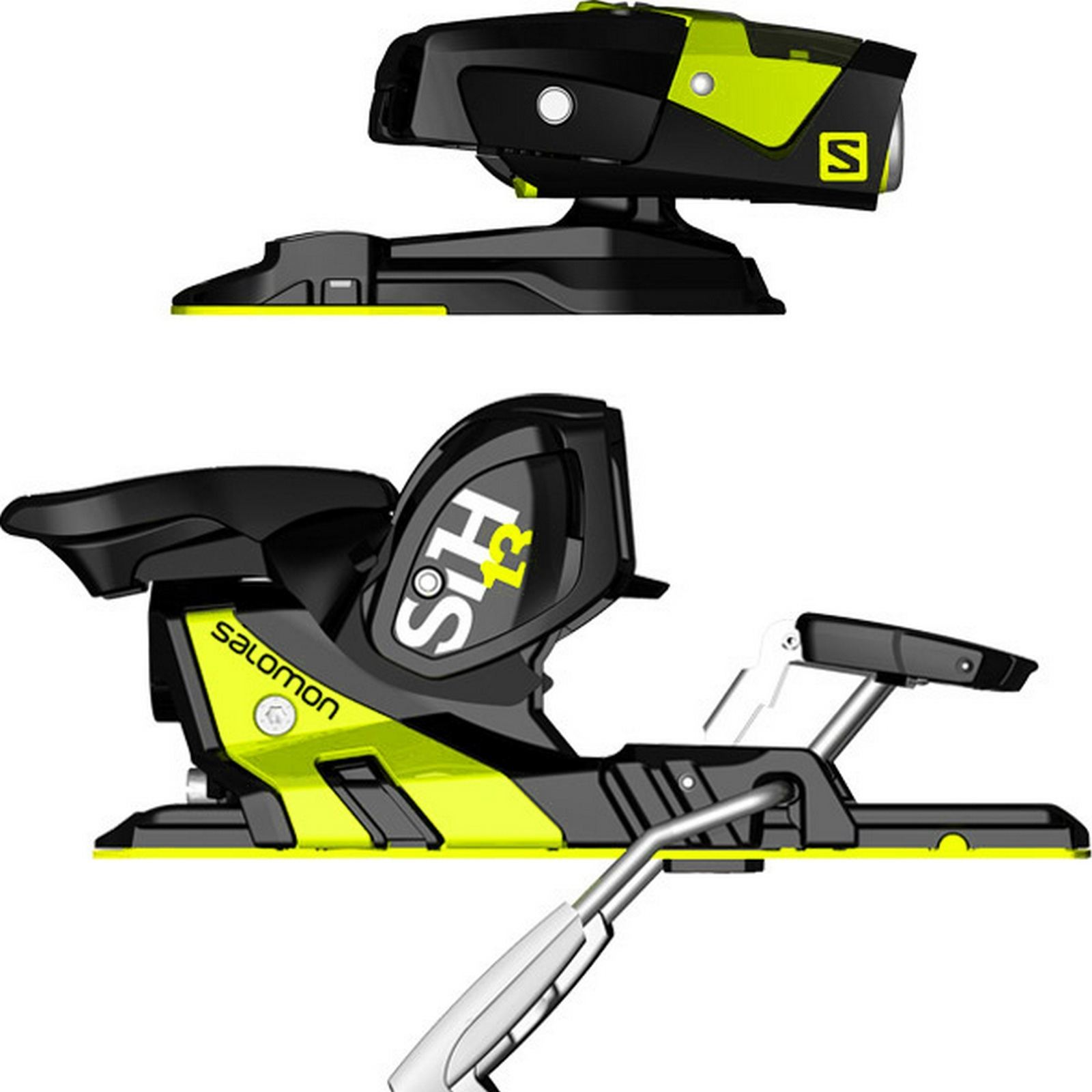 Salomon STH2 13 WTR All-Mountain Ski Binding