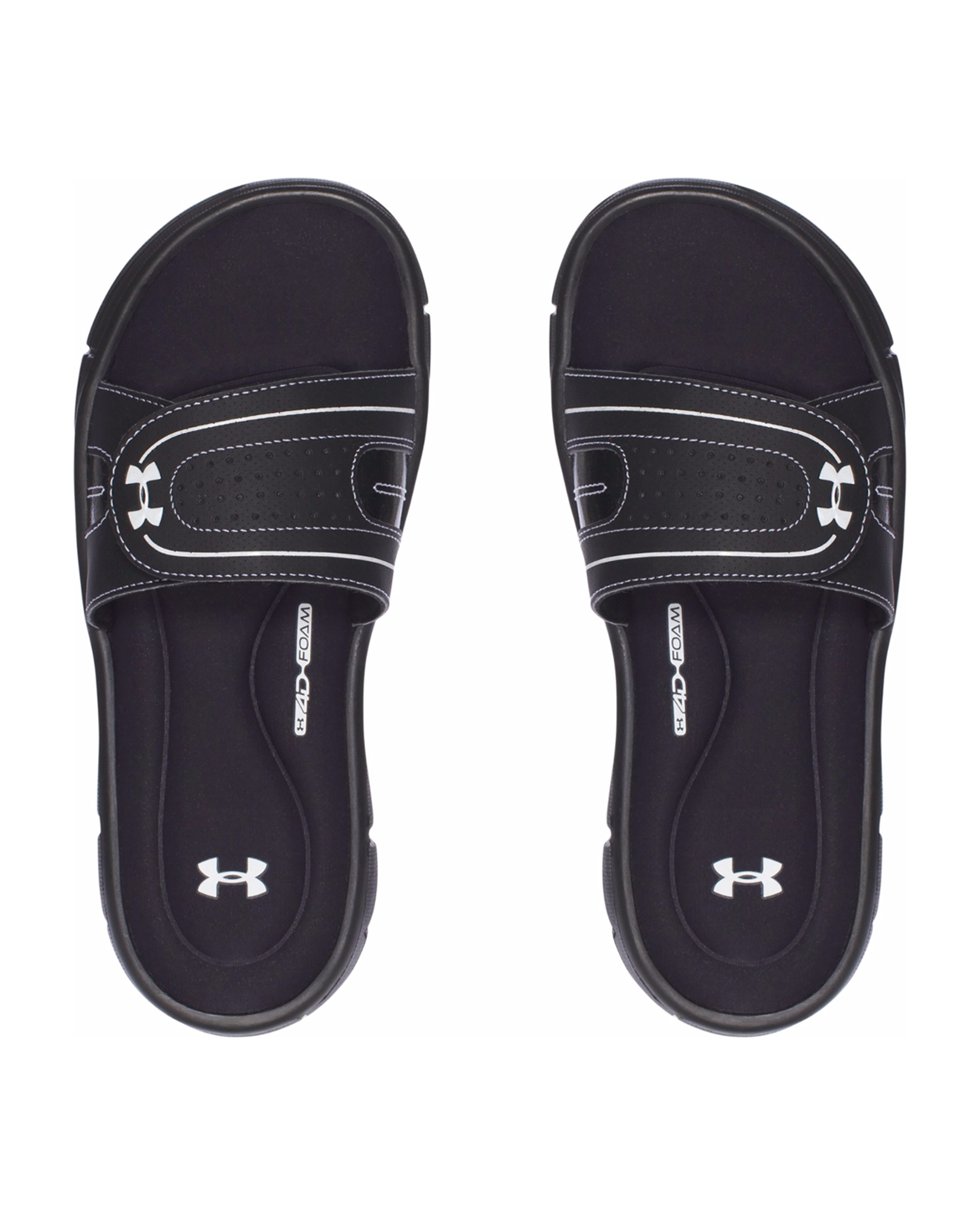 under armour ignite slides women's