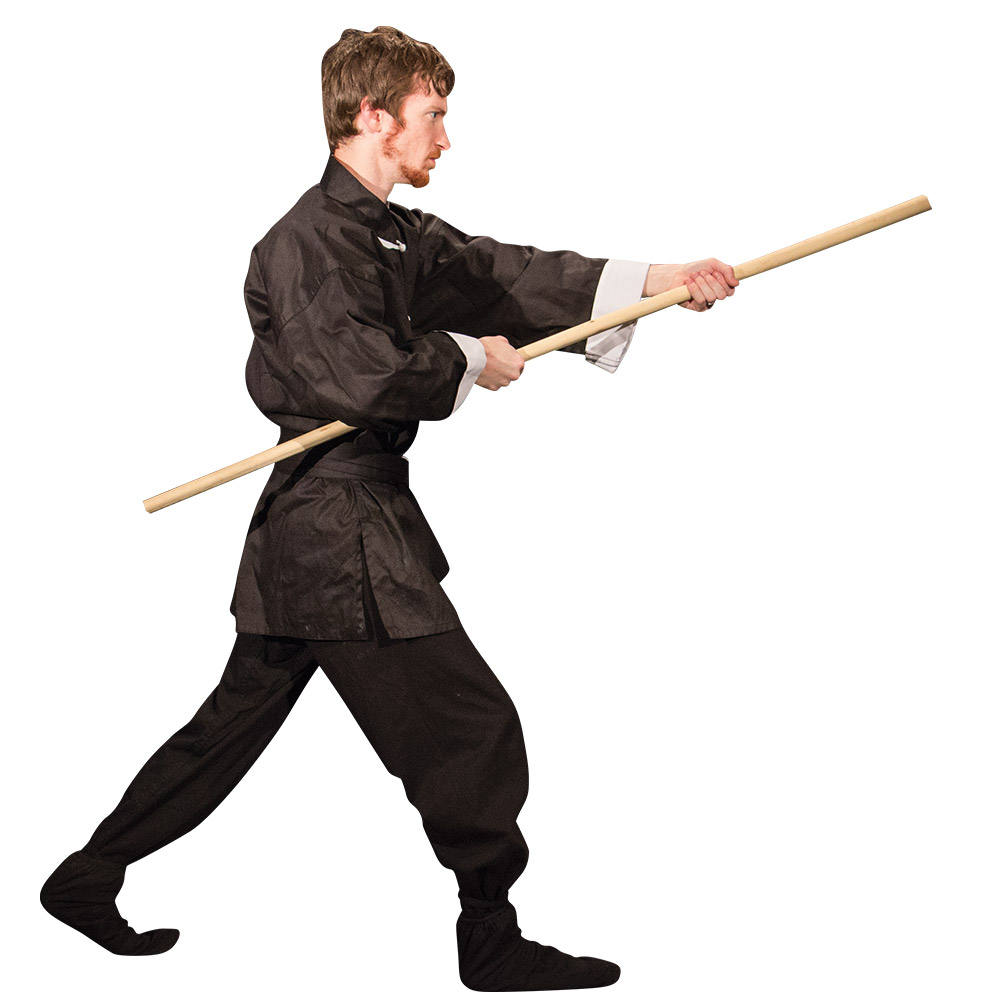 "Foam Practice Bo Staff Martial Arts Karate Training Weapon 4 ft 48/"""