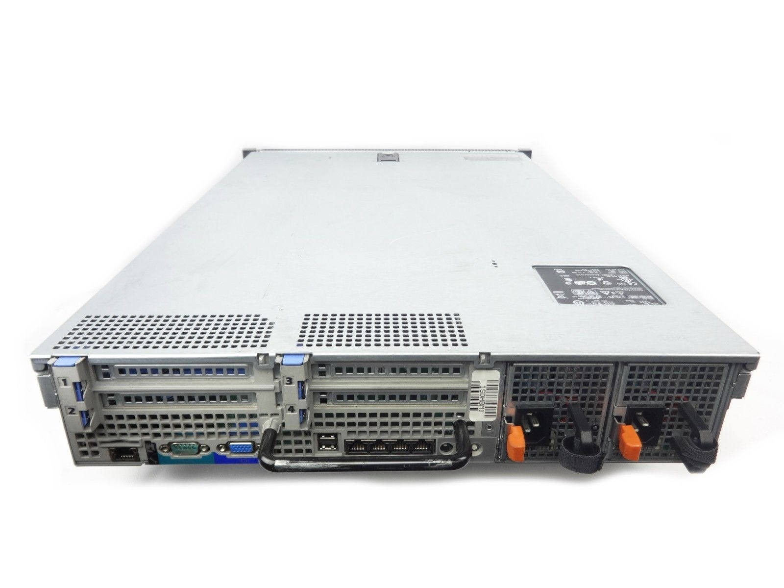 Dell Poweredge R710 2.8GHZ 12 Core Total Server with Options 3 ...
