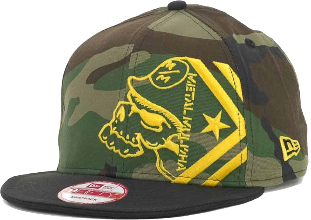 13ad79512bdda8 ... NEW WITH TAGS - authentic METAL MULISHA licensed product produced by NEW  ERA, Imported.