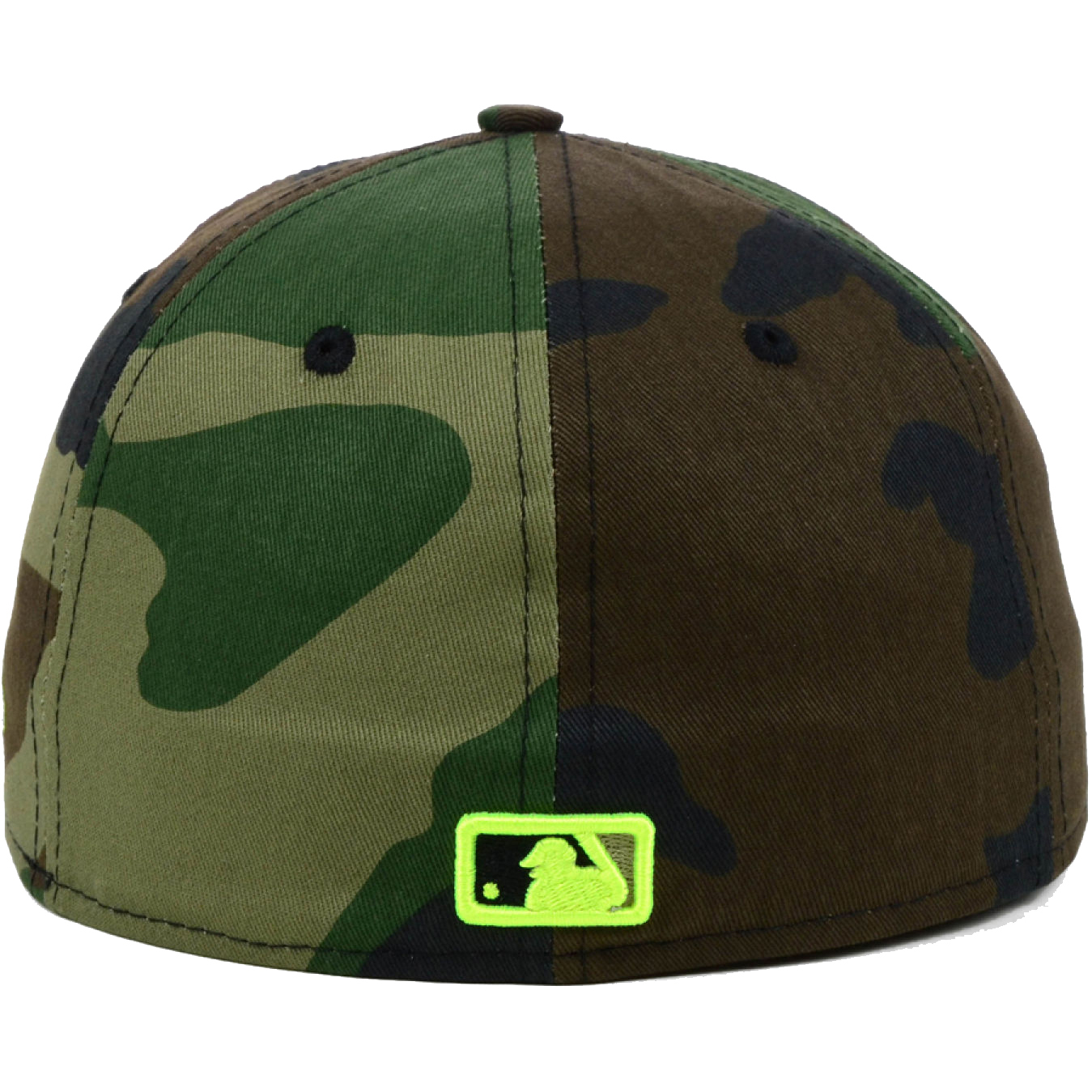 Chicago Cubs New Era Camo Pop Leopard Visor 59Fifty Fitted Hat Cap ... 184668f7518