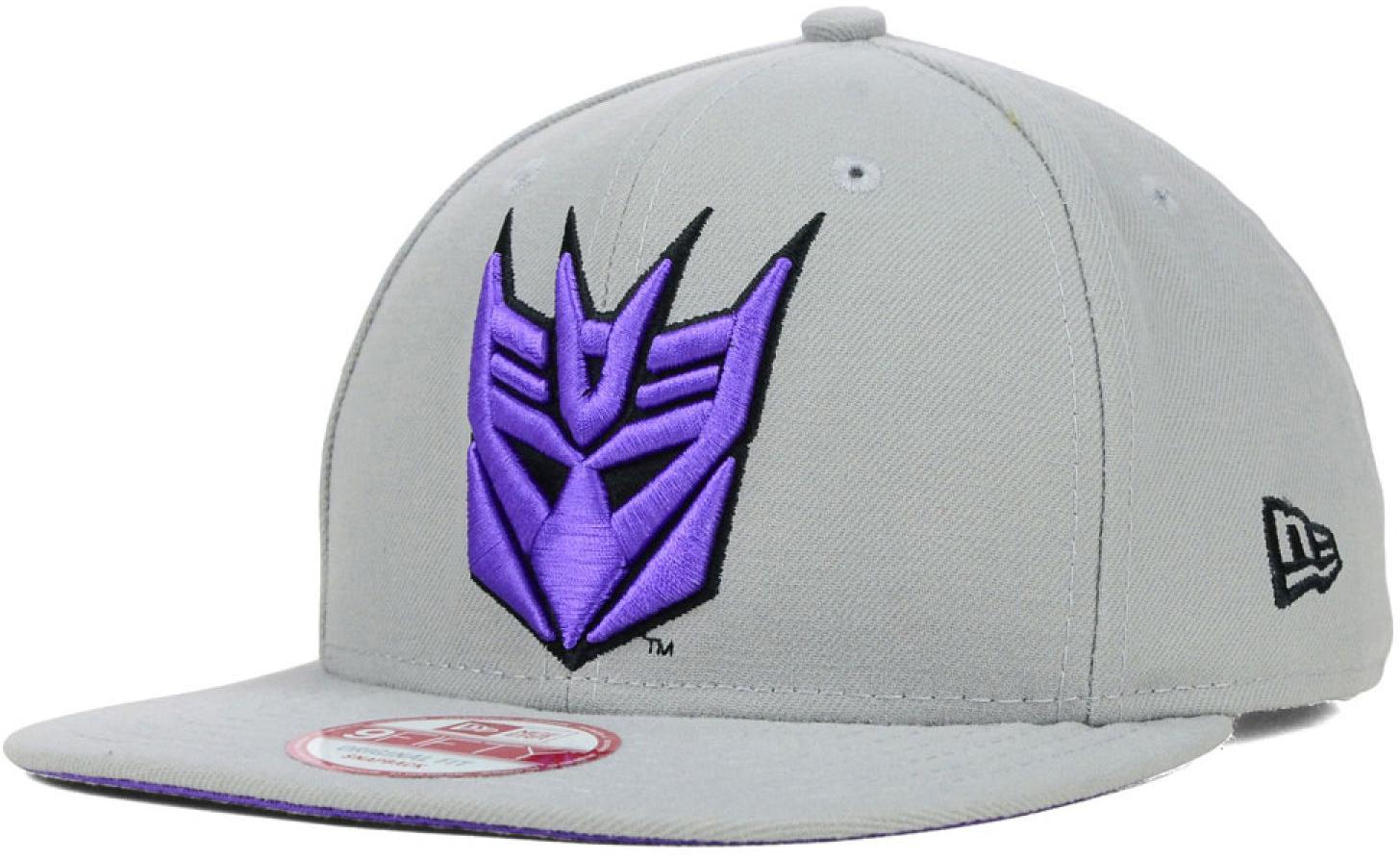 645da76a Details about New Era Transformers Decepticons Megatron Logo Practice  9Fifty Snapback Cap Hat