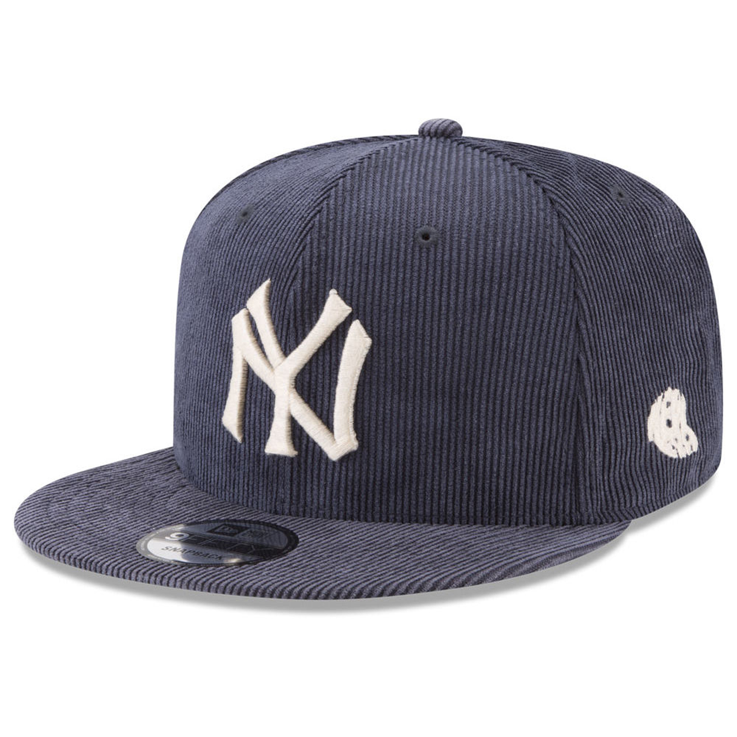 eb4b5358a Details about New Era NY York Yankees Cooperstown Retro Logo Corduroy  9Fifty Snapback Cap Hat