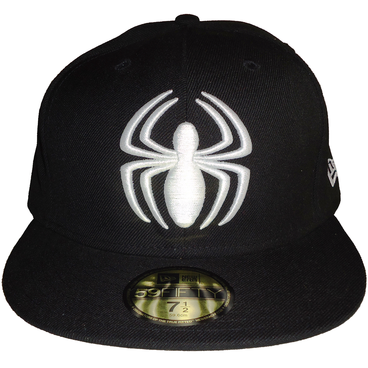 New Era Spider-Man Stealth Suit Armor 59Fifty Fitted Hat
