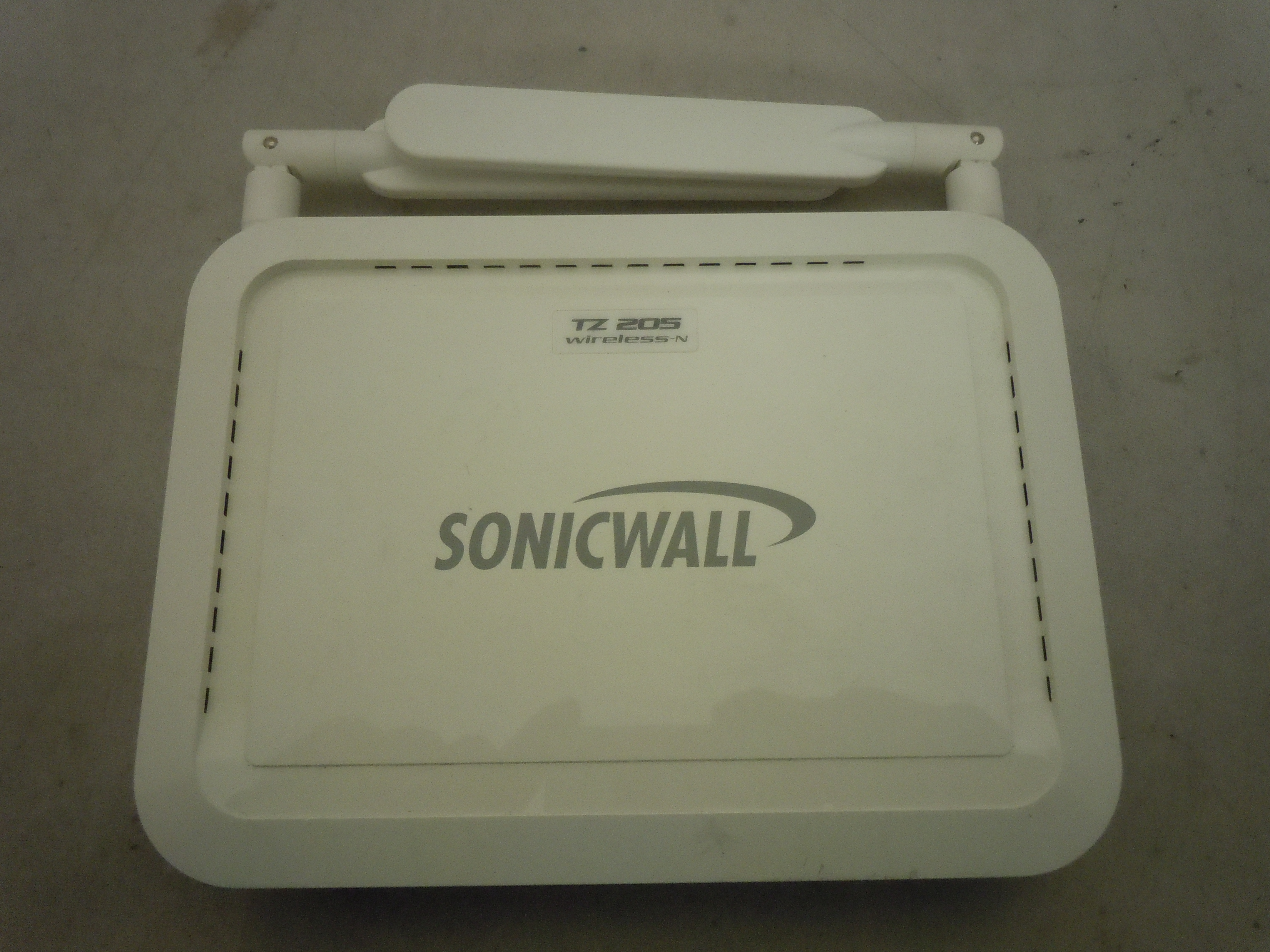 Home Network Security Appliance Sonicwall Tz 205w Wireless Network Security Appliance Ebay