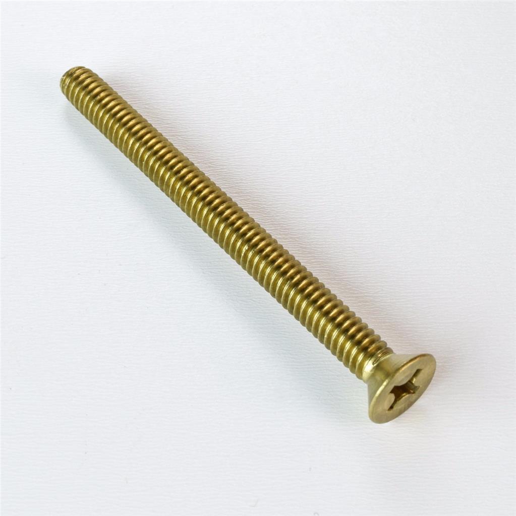 Baldwin 5455V.102.PASS Solid Brass Door Lever