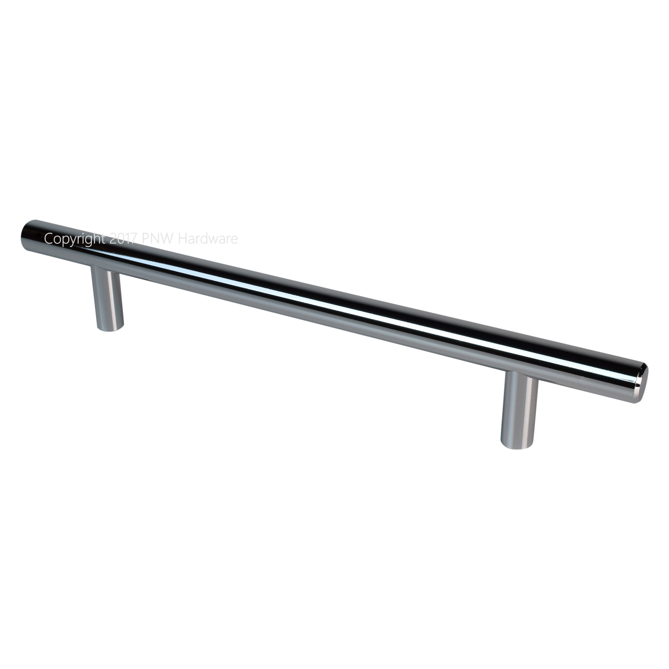 Hafele Modern Stylish Pull Handle Stainless Steel Effect Cupboard Door Handles
