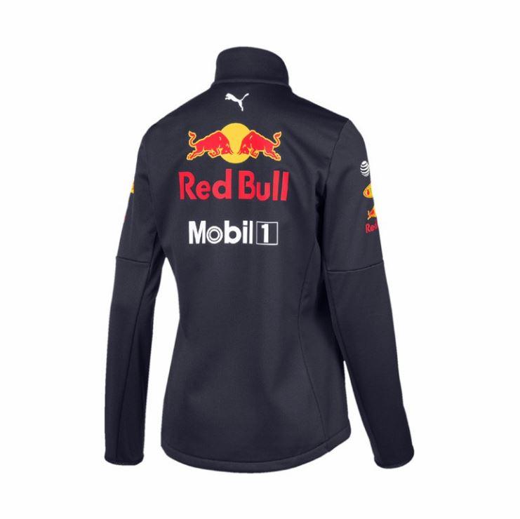 Red Bull Racing 2019 F1 Women's Team Softshell Jacket