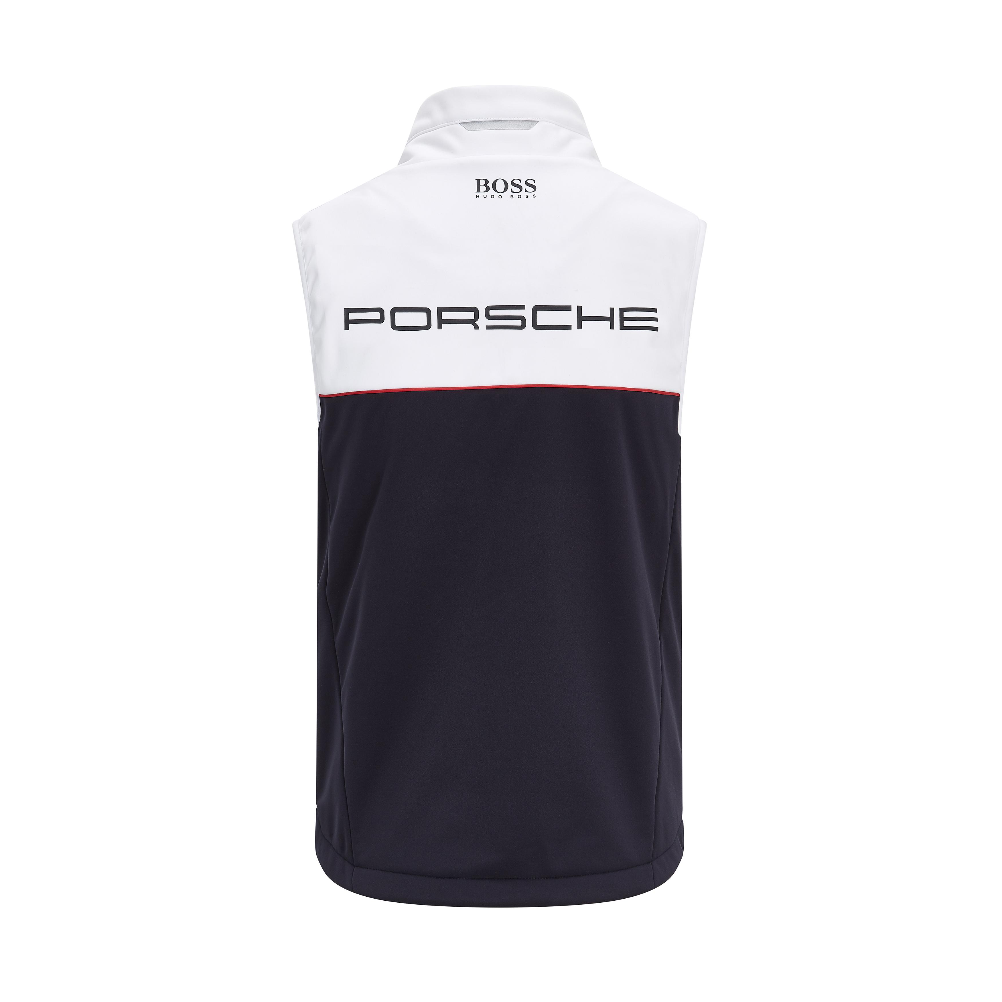 Porsche Motorsport Team Vest w//Motorsport Kit