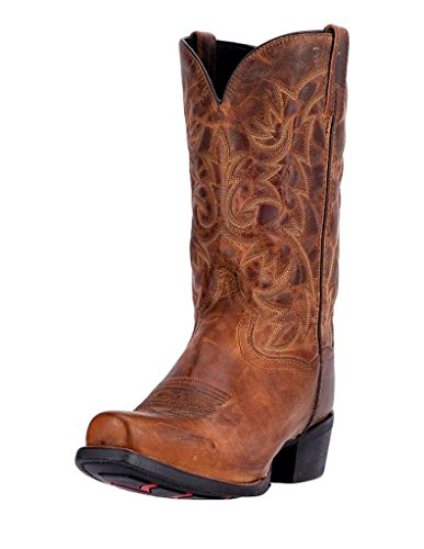 88007befceb Details about Laredo Men's Bryce Cowboy Boot Square Toe