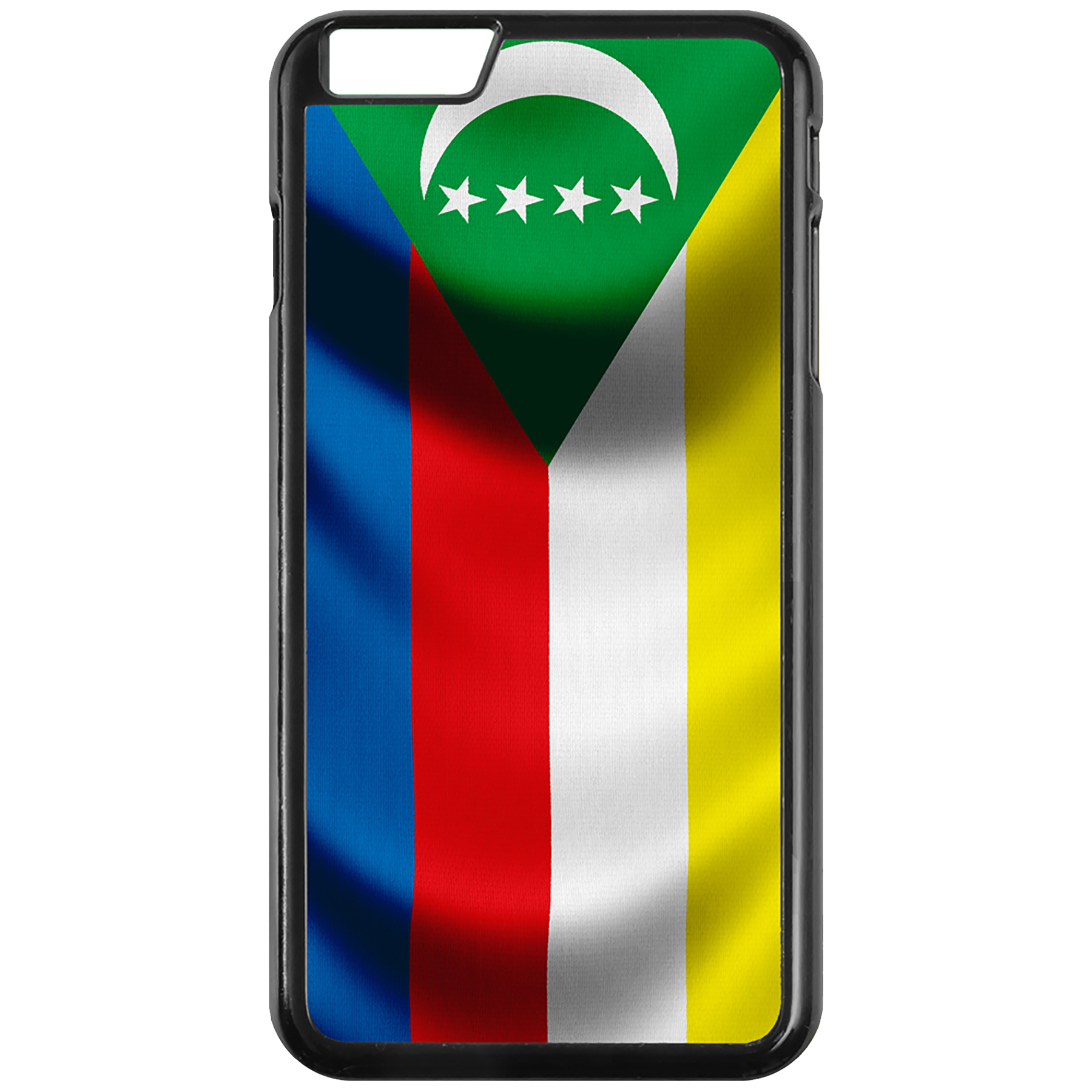 Apple-iPhone-Case-with-Flag-of-Comoros-Comorian-Many-Design-Options thumbnail 28