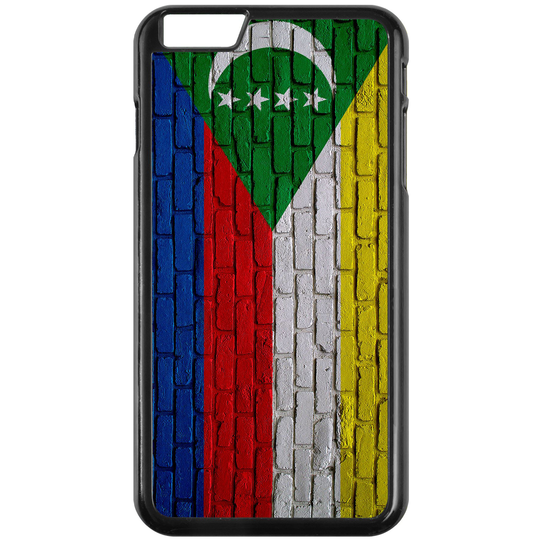 Apple-iPhone-Case-with-Flag-of-Comoros-Comorian-Many-Design-Options thumbnail 51