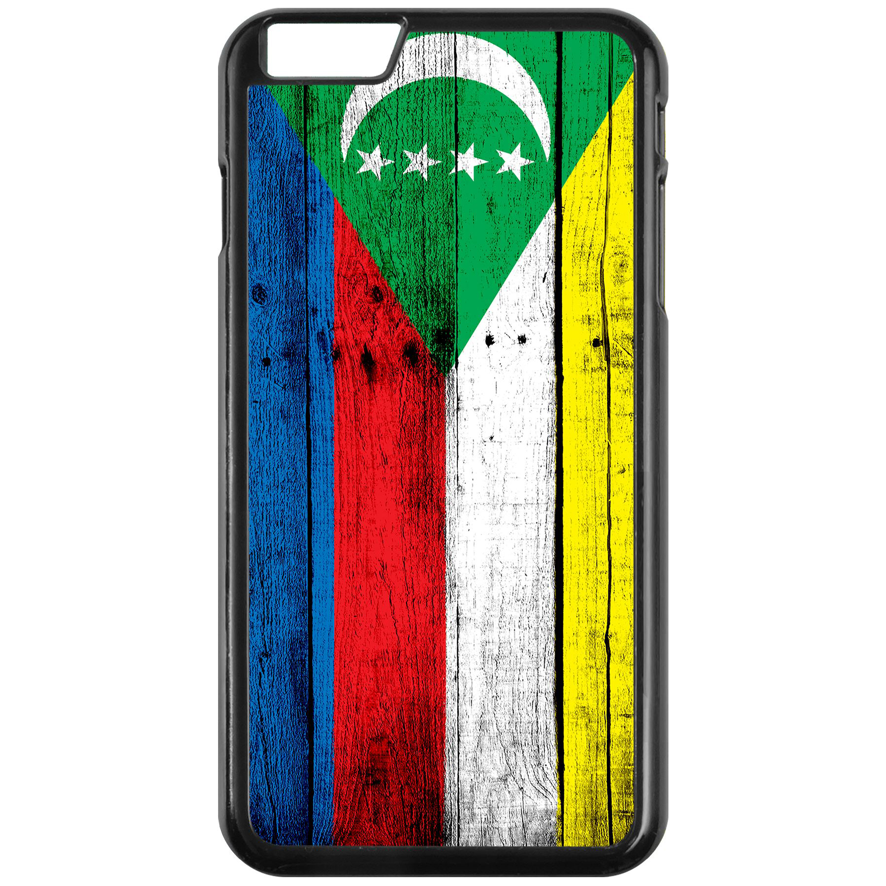 Apple-iPhone-Case-with-Flag-of-Comoros-Comorian-Many-Design-Options thumbnail 9