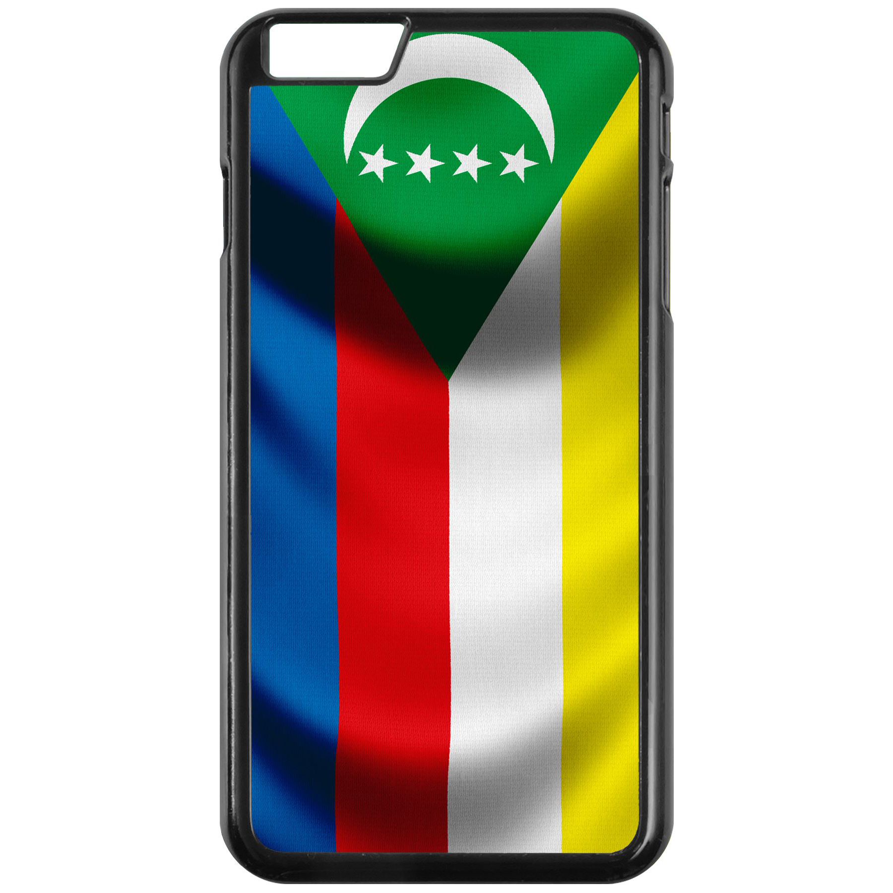 Apple-iPhone-Case-with-Flag-of-Comoros-Comorian-Many-Design-Options thumbnail 30