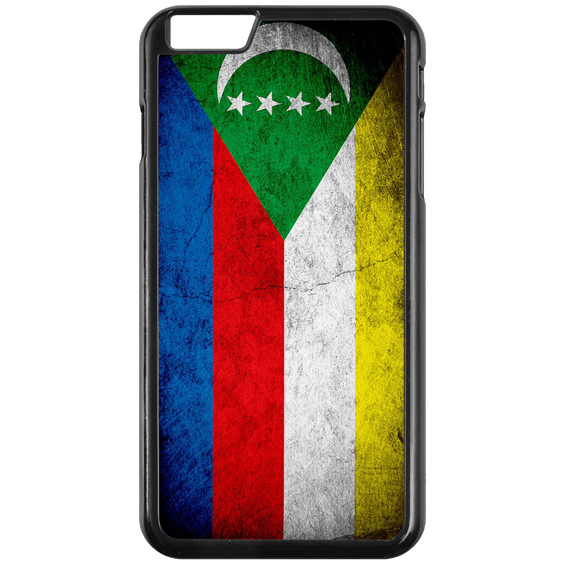 Apple-iPhone-Case-with-Flag-of-Comoros-Comorian-Many-Design-Options thumbnail 72