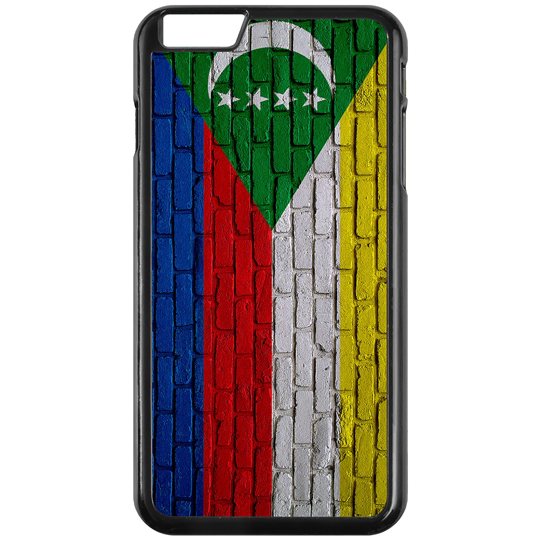 Apple-iPhone-Case-with-Flag-of-Comoros-Comorian-Many-Design-Options thumbnail 52