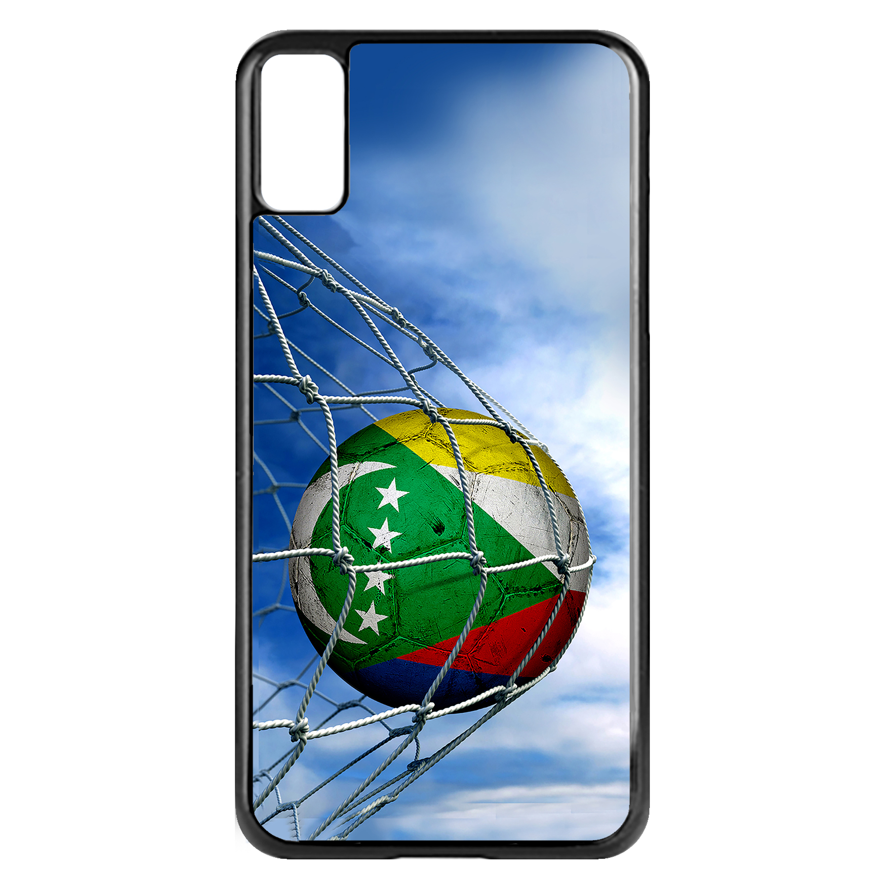 Apple-iPhone-Case-with-Flag-of-Comoros-Comorian-Many-Design-Options thumbnail 91