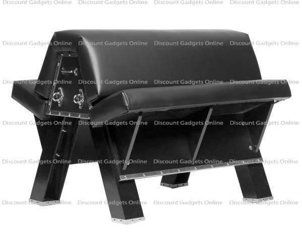 Details About The Blackwood Bondage Horse Black Pillow Chair Bdsm Restraint Sex Furniture